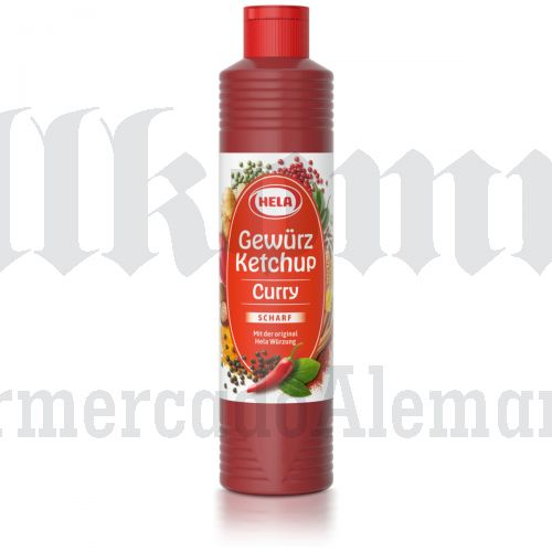 Curryketchup picante / Curryketchup Scharf 800ml